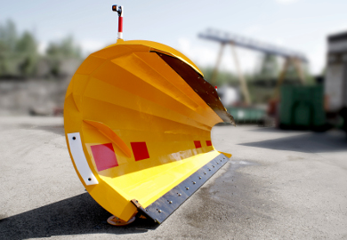 Highway snow plows MSK is mainly meant for areas with extreme snow conditions.