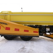 KSM series side wing snow plow by Meiren