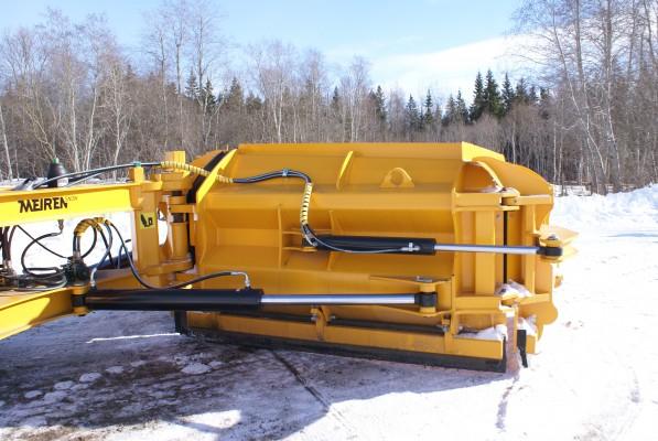 Snow Plow Vles For Wheel Loader Meiren Snow Plows