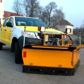 Lumesahk VDP on libliksahk ja mõeldud väiksematele veokitele, traktoritele ja maasturitele