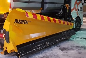 Meiren KSM snow plough