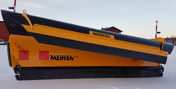 Meiren MSPN04 snow plough