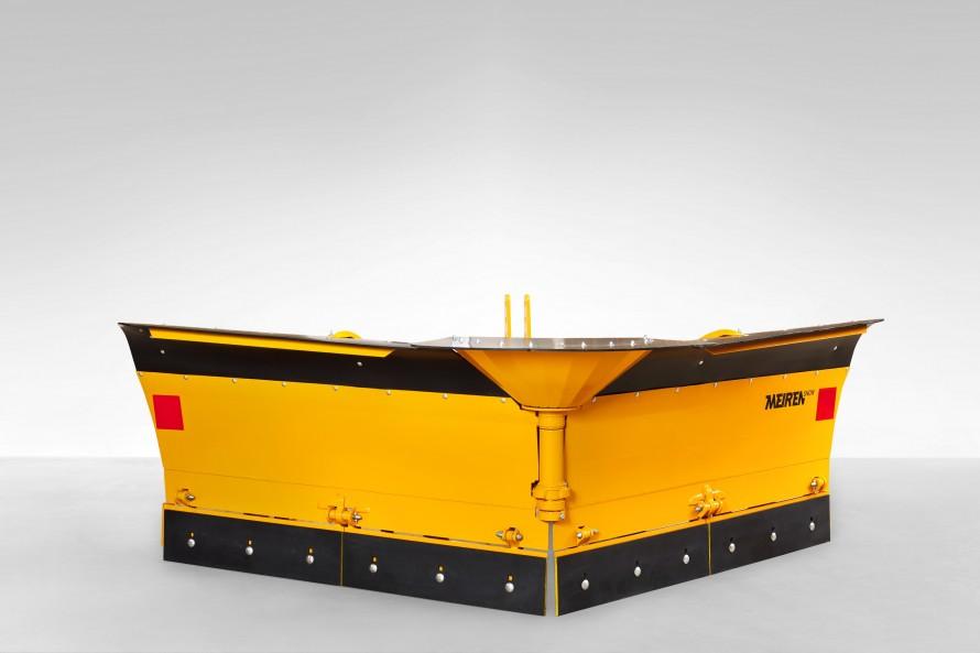 Meireni libliksahad VTSP03 sobivad lume koristamiseks linna- ja maanteedelt, kõnniteedelt ning parkimisplatsidelt.