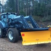 Lumesahk VTSP ja traktor