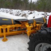 Meiren snow plow VTSP3304 for tractor