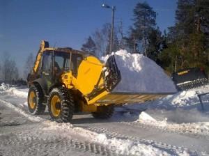 Meiren snow bucket LK
