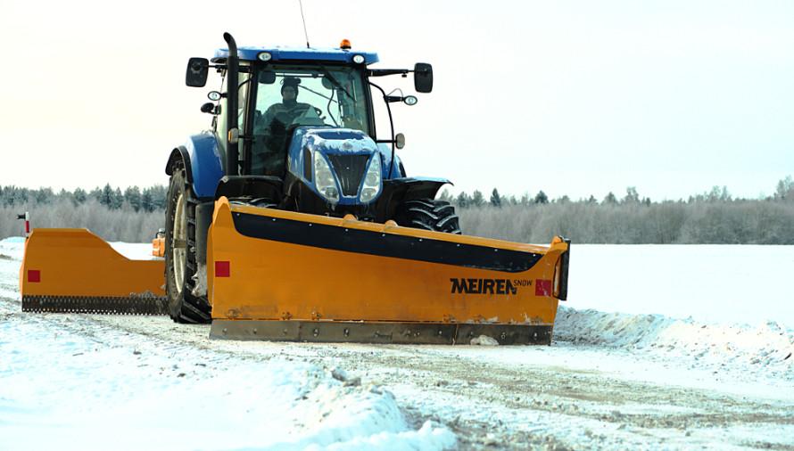 Traktori esisahk TSK ja tagaroop