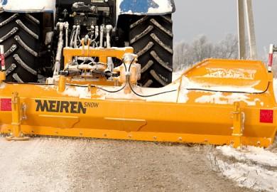 Meiren Snow rear blade TR3400