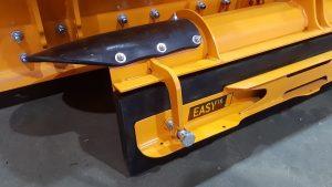 Hydraulic additional blade mechanism LH