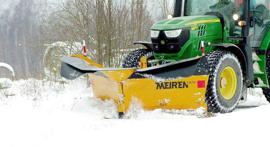 Snow plough VTSP3304