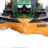 Tractor snow plough VTSP3304