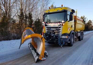 Meiren snow plough MSPN04