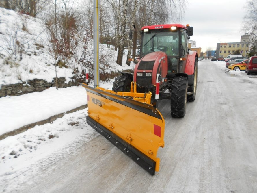 Tractor Loader Snow Plow Attachment : Tractor snow plow tsp meiren plows