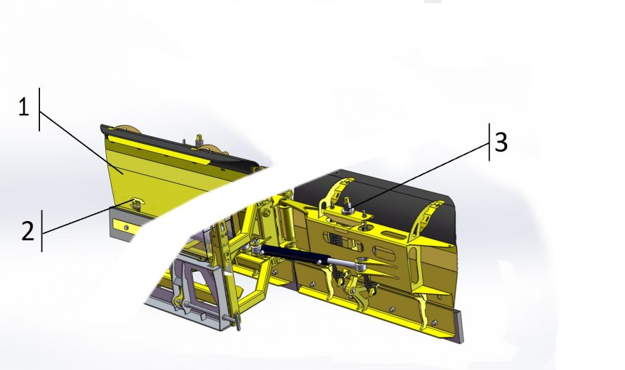 Advantages of VDP snow plow