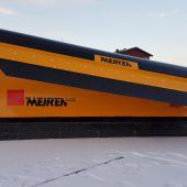 Sivu siirtolla, N-sarja moottoritien lumiaura MSPN-04