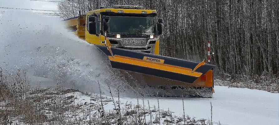 Förbered dig på vintern och skaffa dig den bästa snöröjningsutrustningen från Meiren