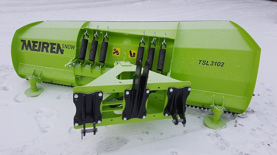 Tractor snow plow TSL | Meiren snow plows