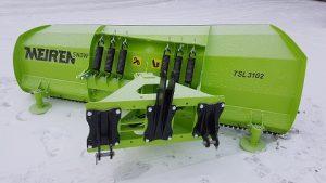 Uus tugev ja vastupidav lumesahk TSL