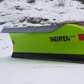 Neuer preiswerter Schneepflug TSL für professionellen Winterdienst