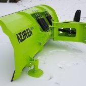 Neuer robuster und einfacher Schneepflug TSL für den professionellen Winterdienst