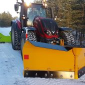 New tractor V-plow VTS03