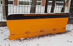 TSP2803 snow plough