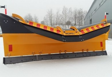Twincone TSP02 snow plough
